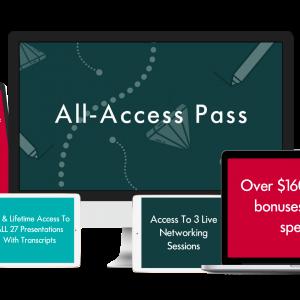 All-Access Pass Mockup