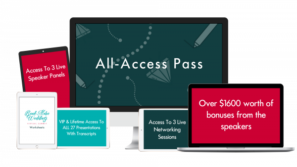 All-Access Pass Mockup